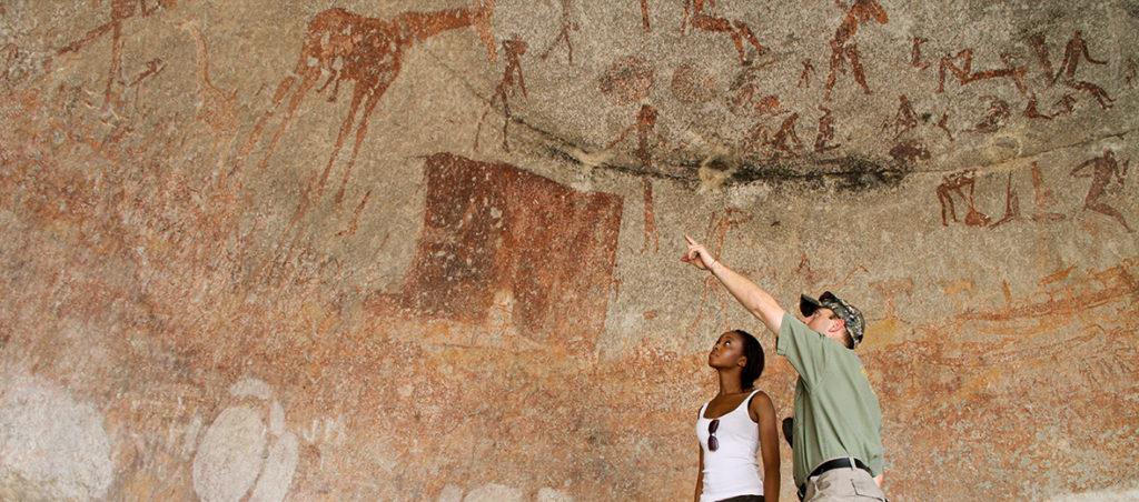 Amalinda Lodge Zimbabwe Rock Art