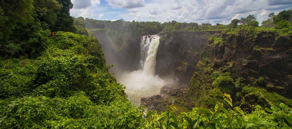 Victoria Falls Safari Lodge Water Fall 1