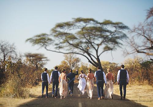 Victoria Falls Weddings Venue