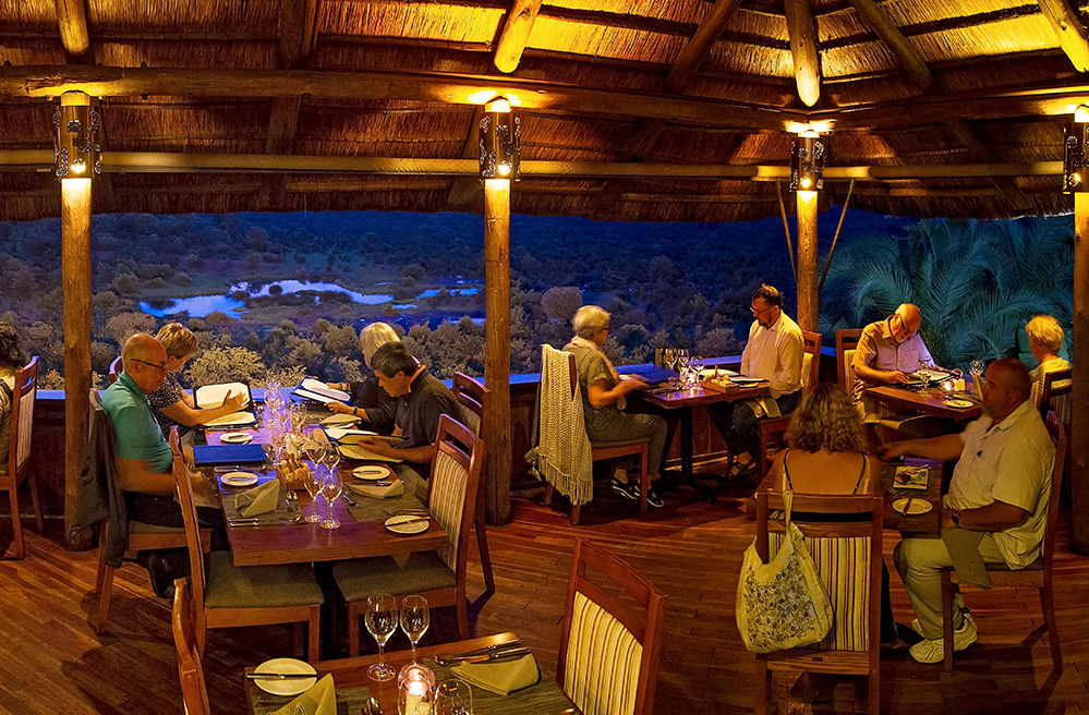 Makuwa Kuwa Restaurant