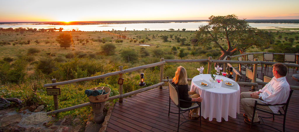 Ngoma Safari Lodge Dining