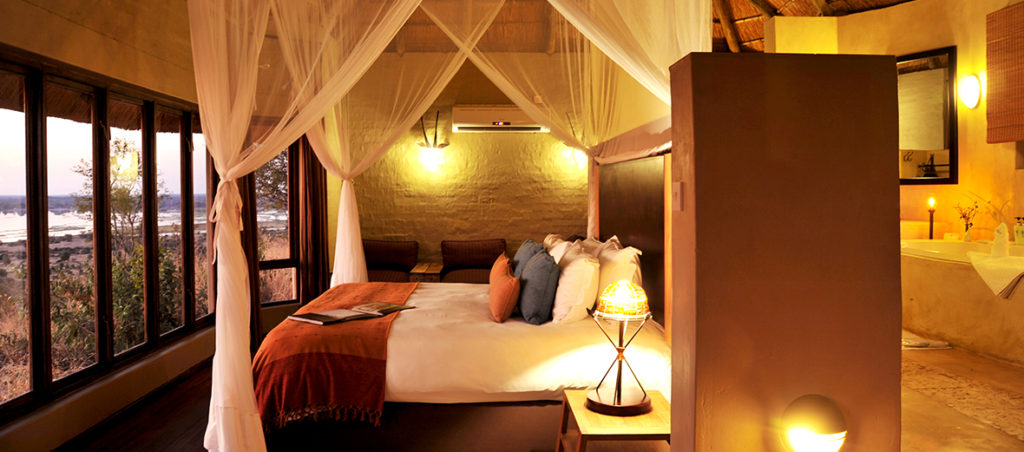 Ngoma Safari Lodge Rooms