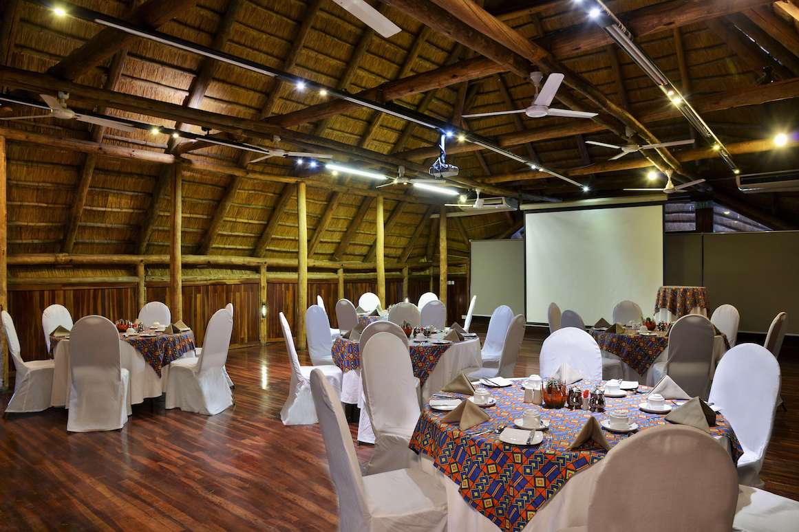 Victoria Falls Safari Lodge Conference Room