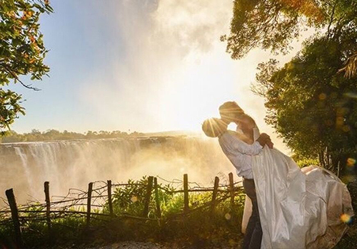 Victoria Falls Weddings Venues